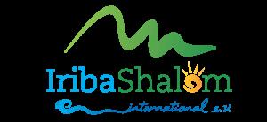 Iriba Shalom International e. V. Logo