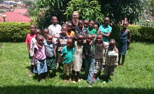 Patenschaften - Kinderpatenschaft - Iriba Sahlom International